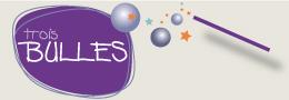 Logo Trois Bulles Cosmétiques